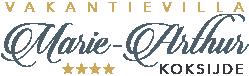 Vakantievilla Marie-Arthur Logo